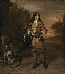Portrait of a Man as a Hunter