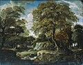 Jan van der Heyden - View in the woods.jpg