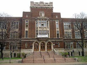 Jarvis Collegiate Institute - Image: Jarvis CI