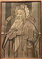 Jaume Hughet - Compartiment del revers de la predel·la de Santa Maria de Ripoll- Moisès.JPG