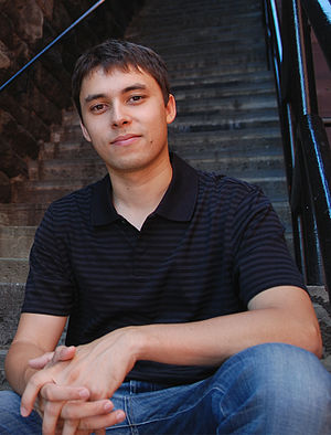 Jawed Karim - Jawed Karim in August 2008.