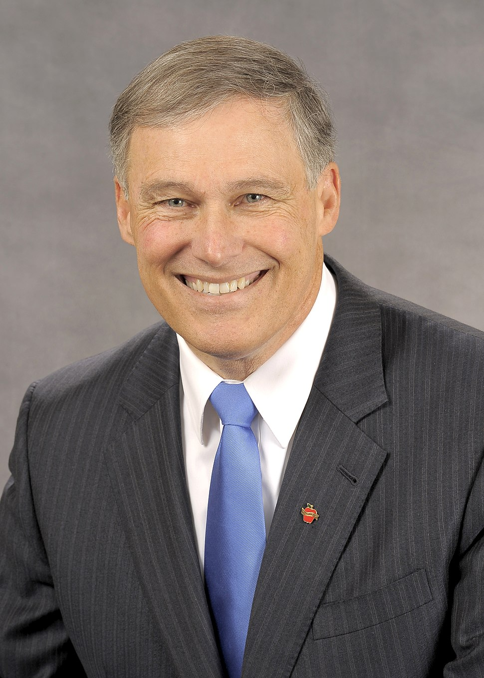 Jay Inslee official portrait