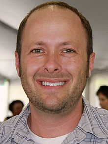 Jay Asher at the 2011 Texas Book Festival.