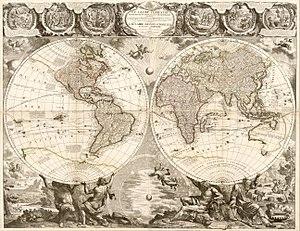 Jean-Baptiste Nolin - Image: Jean Baptiste Nolin Le Globe Terreste
