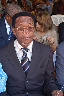 Jean Nkuete Cameroonian politician and economist