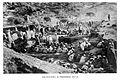 Jebel Moya site, excavation in progress 1913-4 Wellcome L0021182.jpg