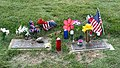 Jeffcoat family plot section 75 - Mt Olivet - Washington DC - 2014.jpg