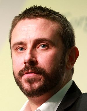 Jeremy Scahill - Scahill in 2014