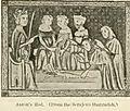 Jewish Encyclopedia Volume 1 Aaron's Rod Sarajevo Haggadah (page 51 crop).jpg