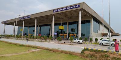 Jharsuguda Airport - Wikipedia