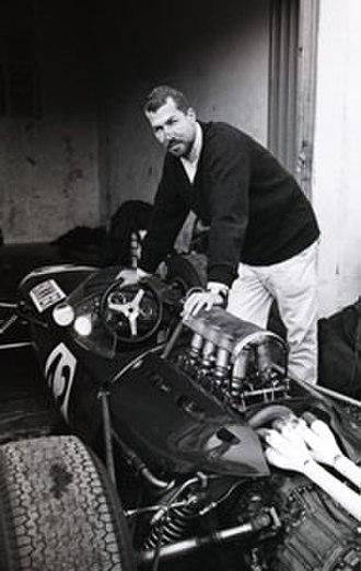 Jo Bonnier - Joakim Bonnier in 1965