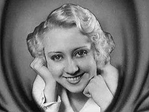 Three on a Match - Image: Joan Blondell in Three on a Match trailer