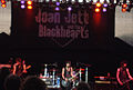 Joan Jett and the Blackhearts Petaluma 2010.jpg