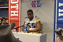 Description de l'image  Joey Porter XL media day.jpg.