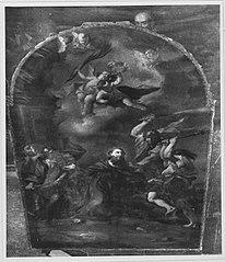 Martyrium eines Franziskaners