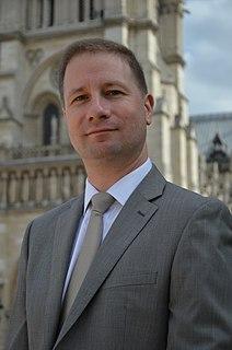 Johann Vexo French organist