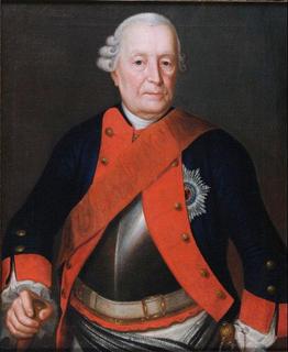 Hans von Lehwaldt German general