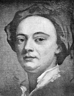 John Gay English poet and playwright