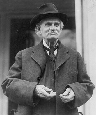 Mississippi's 8th congressional district - Image: John Sharp Williams 1923