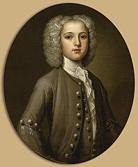 Portrait of Samuel Pemberton