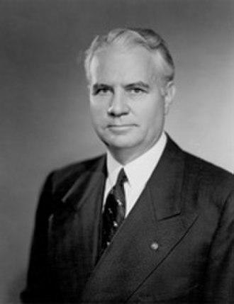 Republican Party presidential primaries, 1956 - Image: John William Bricker (Gov., Sen. OH)