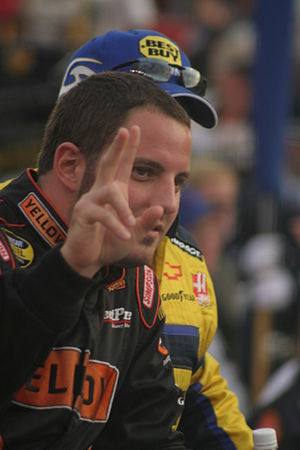 2010 NASCAR Camping World Truck Series - Johnny Sauter finished third in the championship