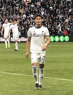 Jonas Wind Danish footballer
