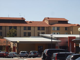 Joondalup - Joondalup Health Campus.