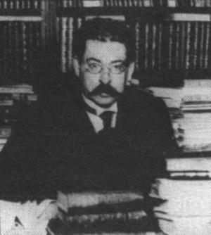 José Enrique Rodó - Image: José Enrique Rodó