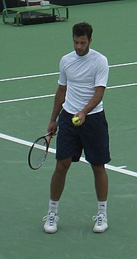 At the 2006 Australian Open