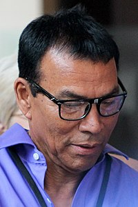 Jose Cruz at 2014 SABR Convention.jpg