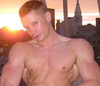 Josh Weston American bodybuilder and pornographic actor