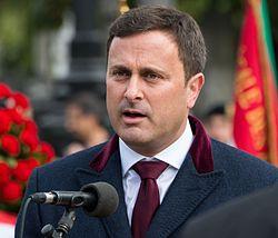 Journée de la commémoration nationale 2016, Xavier Bettel-301.jpg