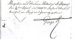 Kurrent wikiwand final paragraph of a german contract from 1750 signed by george ii king of great altavistaventures Choice Image