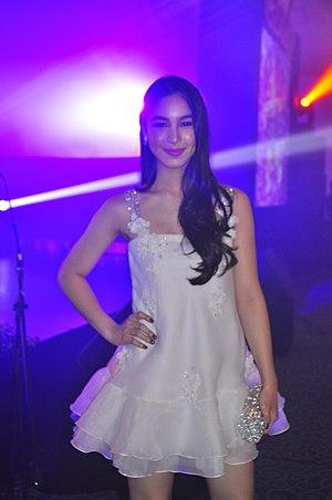 Julia Barretto - Barretto at the 2013 Candy Style Awards