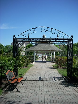 Julia Davis Park - Julia Davis Rose Garden
