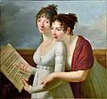 Julie and Desiree Clary by LeFevre.jpg