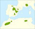 Juniperus thurifera range.png