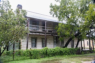 National Register of Historic Places listings in Bandera County, Texas - Image: Jureczki House (1 of 1)