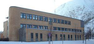 Hålogaland Court of Appeal - The Building of Justice in Mosjøen.