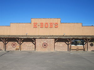 K-Bob's Steakhouse - The K-Bob's outlet in Raton, New Mexico