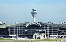 Image illustrative de l'article Aéroport international de Kuala Lumpur