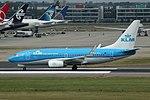 KLM Boeing 737-700 PH-BGG (29098389168).jpg