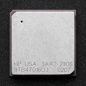 PA-8000 - A HP PA-8700 microprocessor
