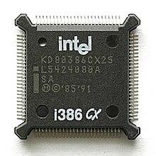 Intel 80386 #