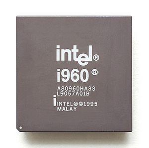 Intel i960 - Intel i960HA microprocessor