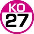 KO-27 station number.png