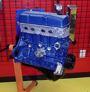 Nissan KA engine - Image: Ka 24et