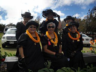 Kaʻahumanu Society