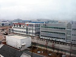 Factories in Kaesong